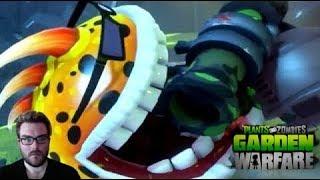 Chester Atragantada - Plants vs Zombies Garden Warfare