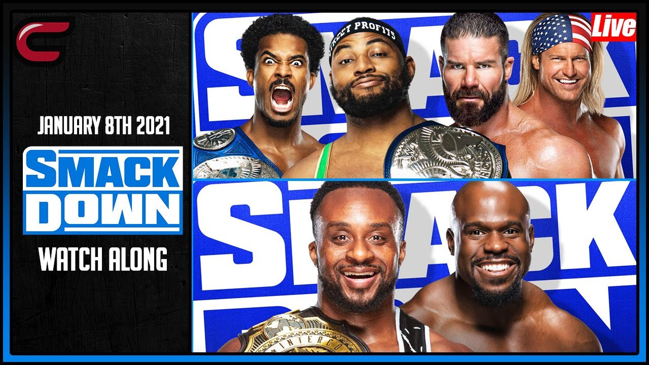 Download WWE Smackdown January 8th 2021 Live Stream: Full Show Watch Along