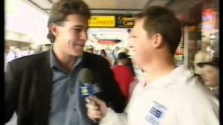 Bris Footy Show files: Street Beat with Kevin Walters 1994