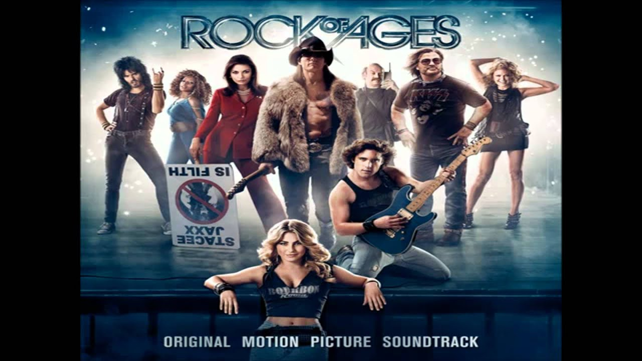 Rock of Ages Original Motion Picture Soundtrack Music Review