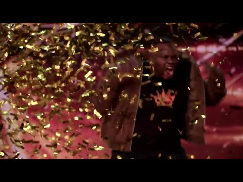 GOLDEN BUZZER! HILARIOUS Comedian Leaves Audience In STITCHES - Britain's Got Talent 2020 Audition