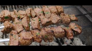 Amazing Shish Kebab Recipe / Seekh Kabab / Best Kabob