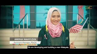 Amirah Mahyudin - Malaysia Day 2018 #SayangiMalaysiaKu