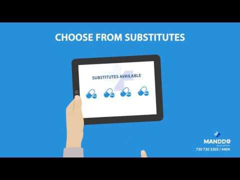 Order Medicines Online – Indian Online Pharmacy | Manddo
