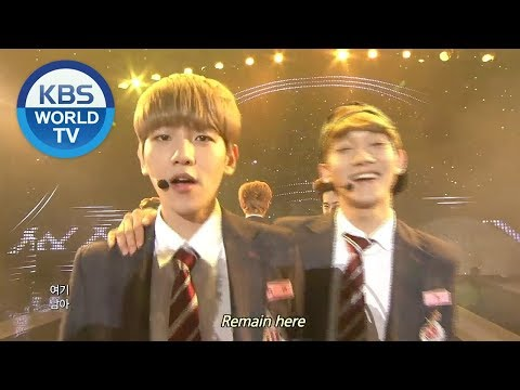 EXO - Growl (으르렁) [2013 K-Pop World Festival]
