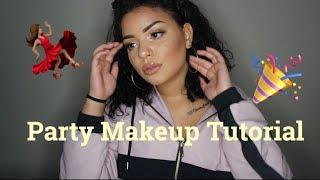 PARTY MAKEUP TUTORIAL | Makayla Angel