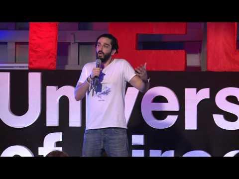 Stand - Up Comedy   DIONYSIS ATZARAKIS   TEDxUniversityofPiraeus
