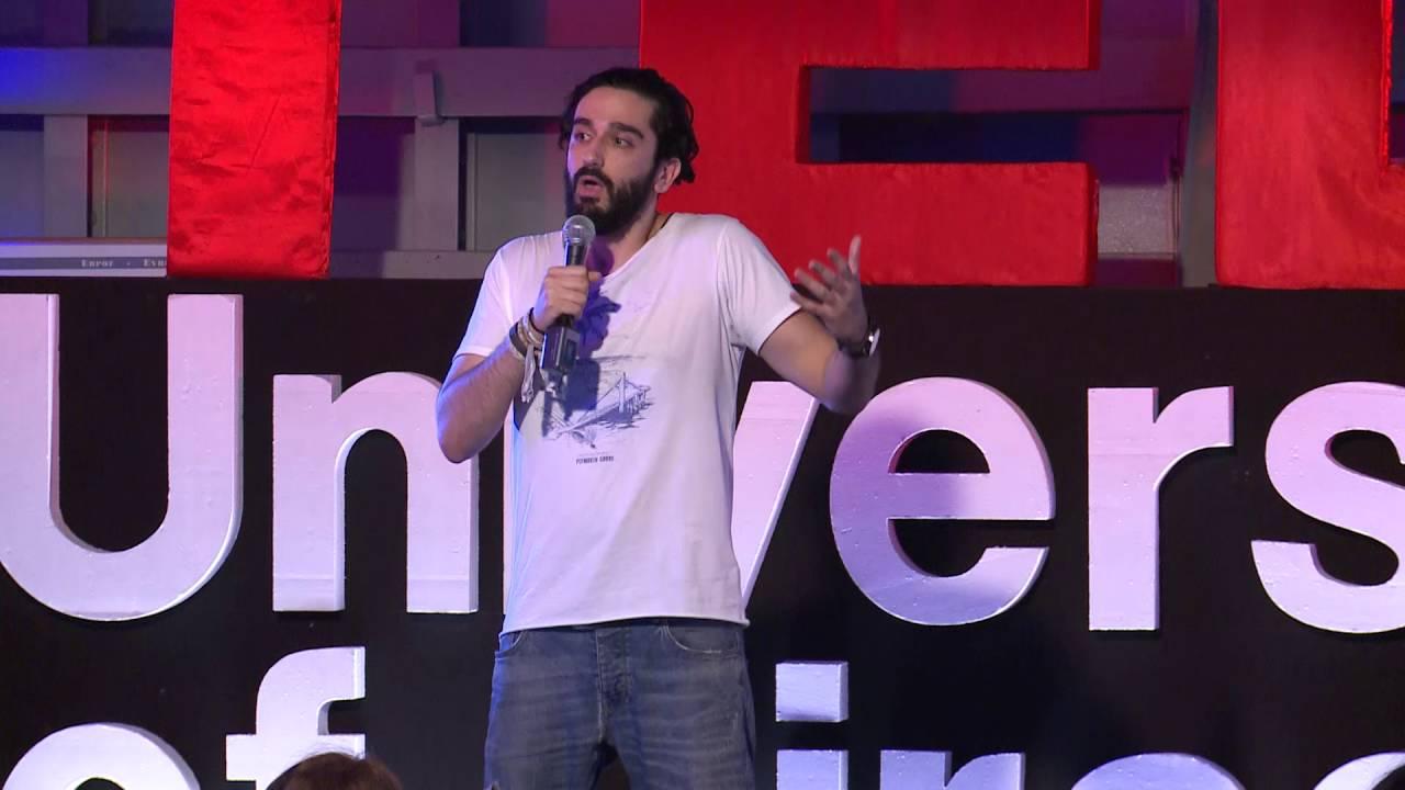 Download Stand - up comedy | DIONYSIS ATZARAKIS | TEDxUniversityofPiraeus