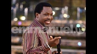 SCOAN 23/07/17: TB Joshua Message - Live Sunday Service (Part 1/3)