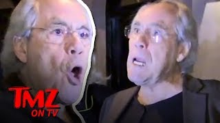 Comedian Robert Klein Comes Unhinged, Squares Off with Donald Trump Supporters | TMZ TV