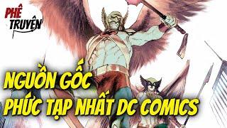 Hawkman: Mấu chốt của Dark Nights: Metal