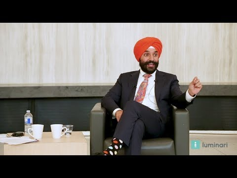 #FinInTech Speaker Series: From CPA To Innovation Minister—An Evening with Navdeep Bains