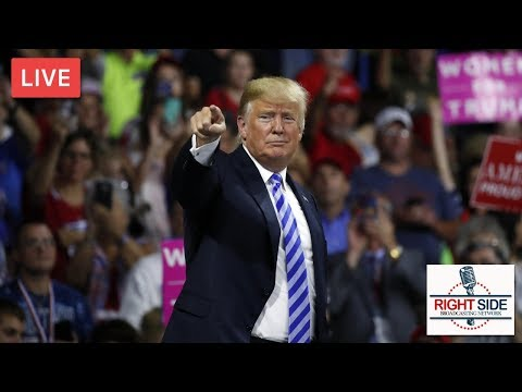 FULL SPEECH: President Donald Trump Holds HUGE MAGA Rally in Evansville, IN 8/30/18