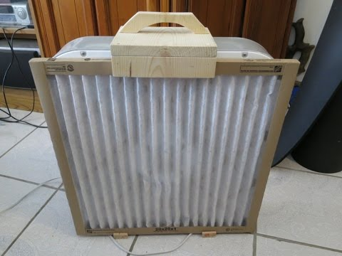 Diy 6 Magnetic Dust Fan Filter Air Cleaner For Home