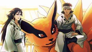 【Animes RAP】- Ashura e Indra -【Jardim de Pólvora】