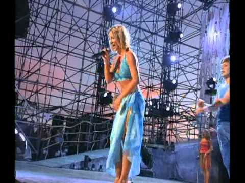 Britney Spears - Sometimes (Live From Hawaii)
