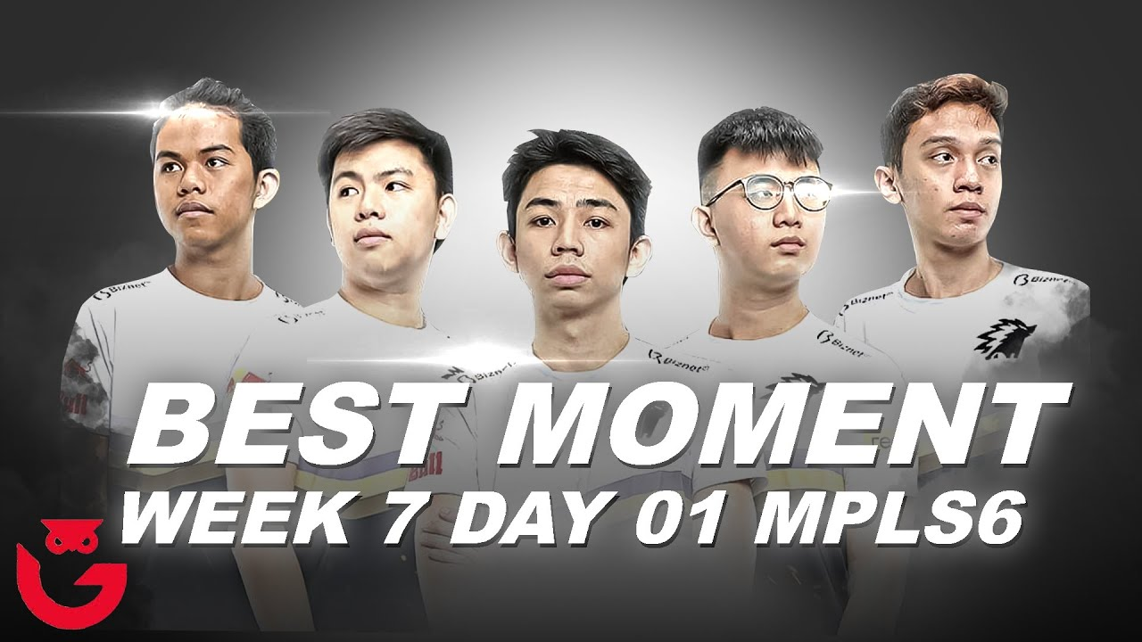 BEST MOMENT MPL WEEK 7 DAY 1 | ONIC KEMBALI..????