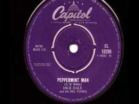 Dick Dale & His Del-Tones - Peppermint Man - 1962 45rpm