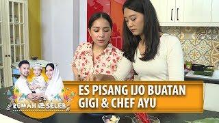 LEZAT! ES PISANG IJO Buatan Gigi dan Chef Ayu - Rumah Seleb (17/5) ...