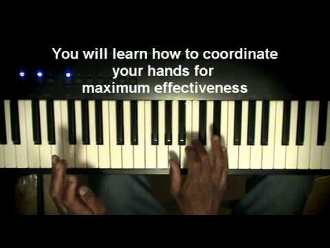 Piano Instruction Made Easy: 12 Bar Blues Piano Lesson, Wanna Play Something Now, Part 2
