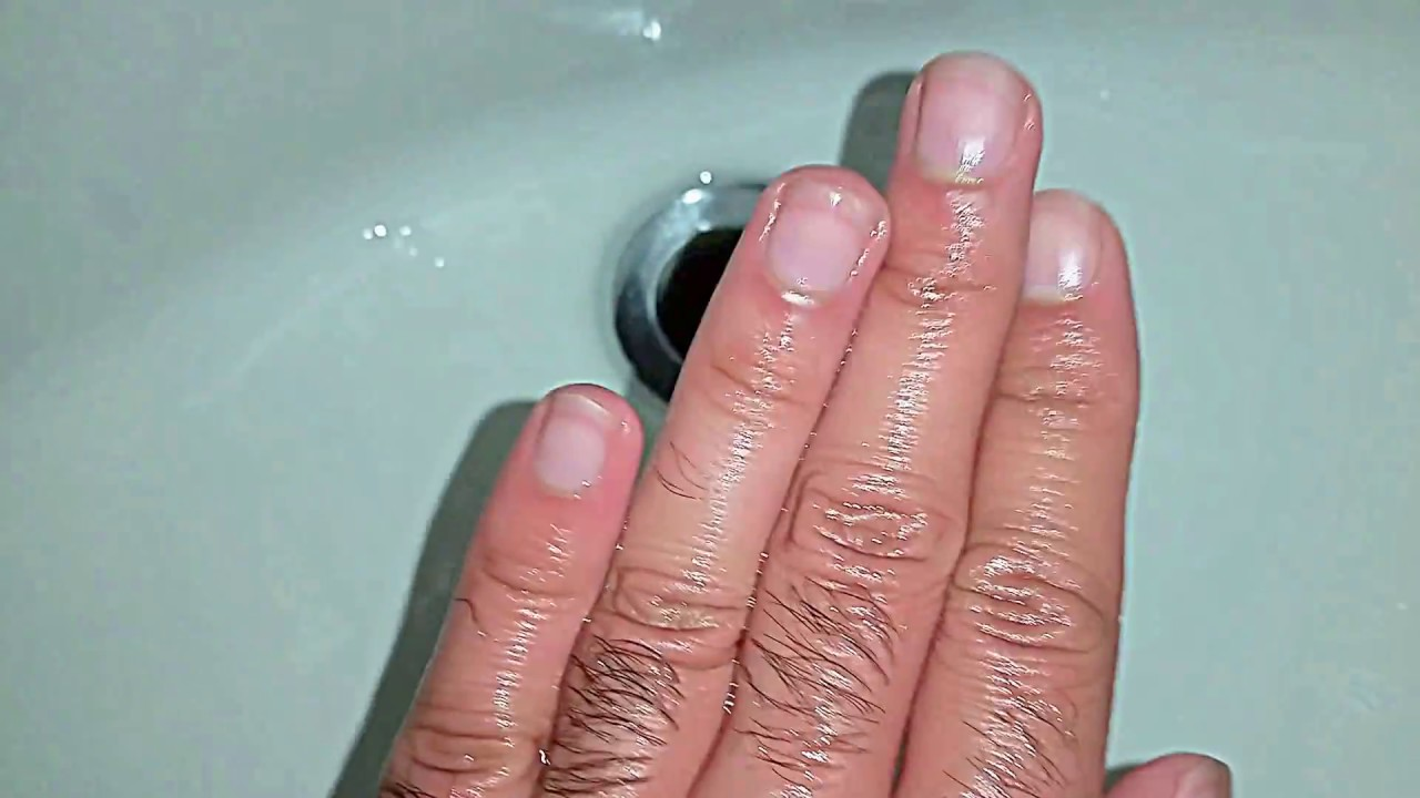 Use Toothpaste To Clean DIRTY Fingernails