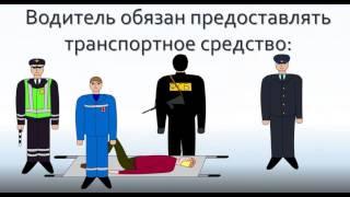 ПДД 2017. Обязанности участников дорожного движения. Часть 1.