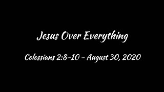 August 30, 2020 - Complete In Him