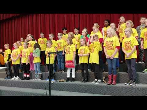 Orem School Choir