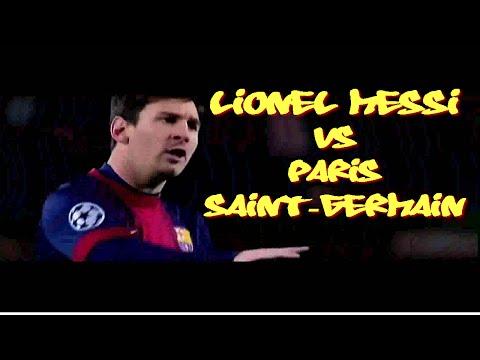 Lionel Messi vs Paris Saint Germain • Highlights • Skills • Football Show • Goal