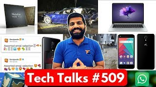 Tech Talks #509 - Honor Laptop, Tesla Crash, NASA Rover, Micromax Bharat Go, MediaTek Helio P22