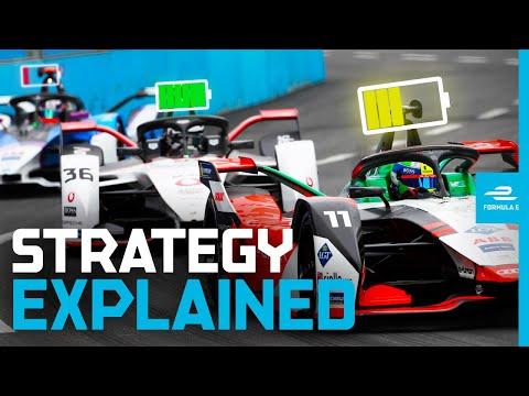 Why Is Formula E Strategy So Unique?   Formula E Explained