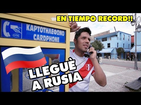 CUMPLÌ UN SUEÑO! ME INVITARON AL MUNDIAL RUSIA! - ACOMPAÑAME A VER ESTA HISTORIA │ @brunoacme