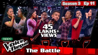 The Voice of Nepal Season 3 - 2021 - Episode 11 (The Battles)