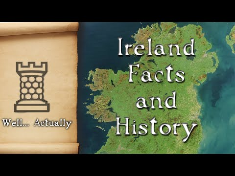 Facts about Ireland ft Well...Actually