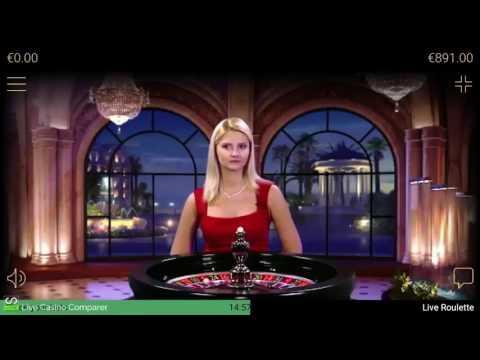 NetEnt Mobile Casino - Landscape Mode