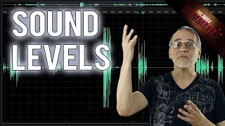 How To Make Your Audio Sound Levels Do a Happy Dance - Basic Filmmaker Ep 188