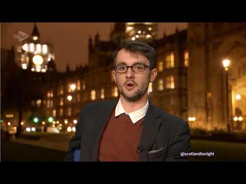 David Scullion debates the Irish border