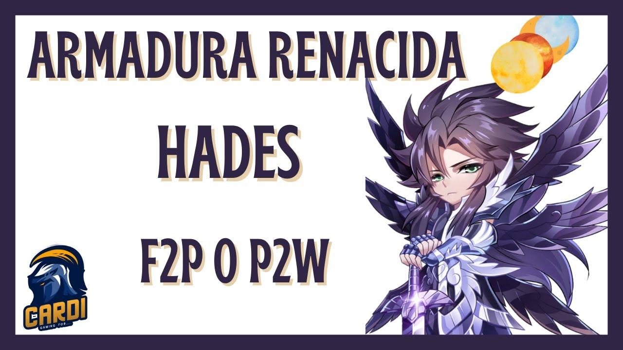 Armadura De Hades