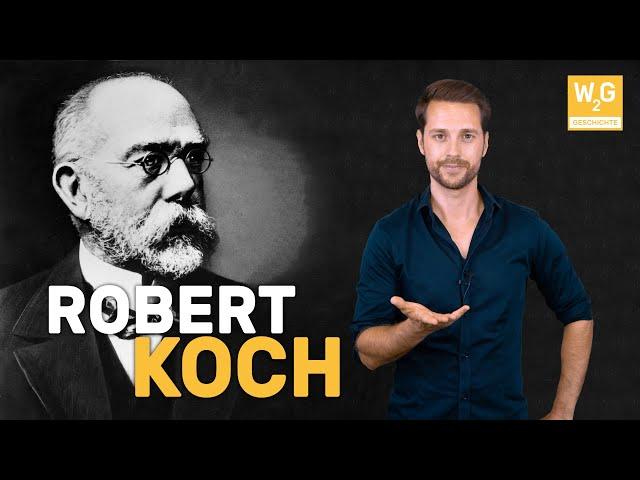 Robert Koch: (Kein) Held der Medizin?