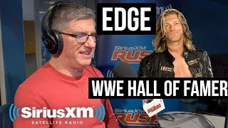 Gambar cover Edge - Inducting Dudley Boyz Into WWE HOF, TLC Matches, Life After Wrestling