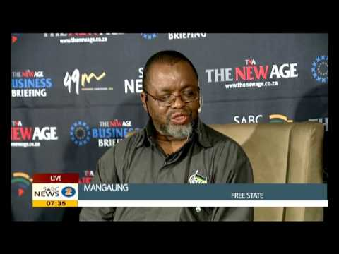 Mangaung conference to tackle challenges facing South Africa