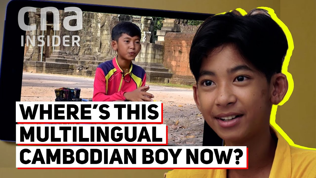 Cambodian Boy Who Speaks 16 Languages' Life Now, 2 Years After Viral Video