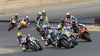 EBC Brakes Superbike Race 1 Highlights at The Cycle Gear Championship of Sonoma
