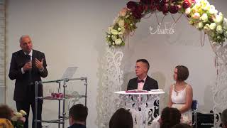 Венчание Егора и Алены Касицких!