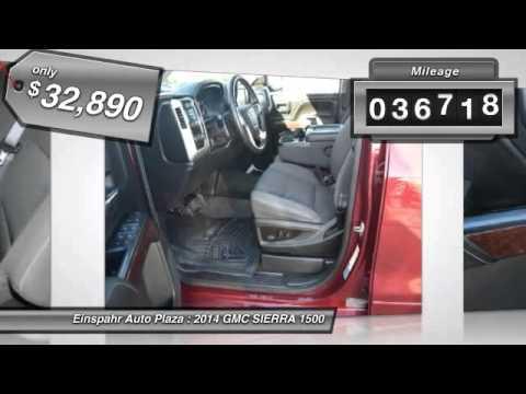 2014 GMC SIERRA 1500 Brookings SD F6110A