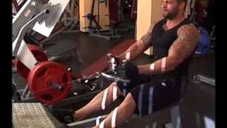 Влез във форма епизод 4.flv (тренировка за гръб)