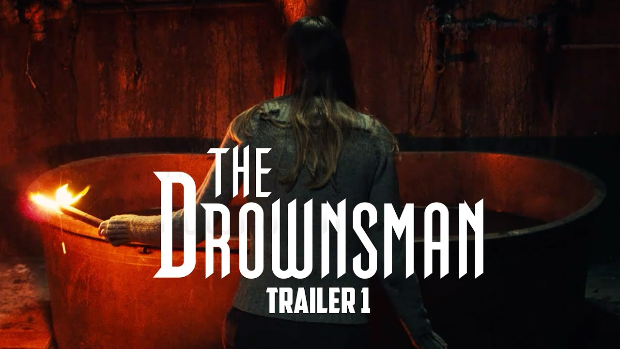 THE DROWNSMAN - OFFICIAL TRAILER (2014)