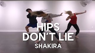 Hips Don't Lie - Shakira | Hip Hop/Latin Dance Beginner