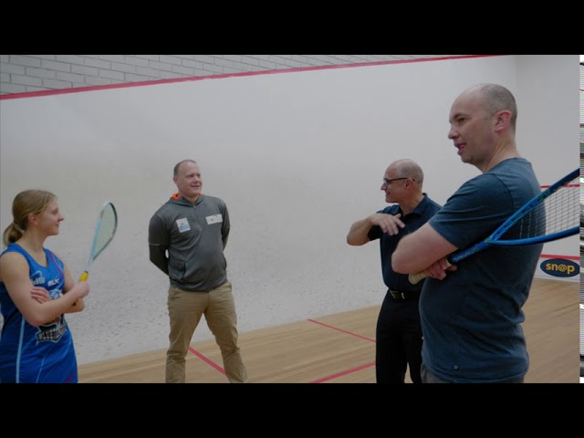 Upgrades for Thornleigh Squash Centre