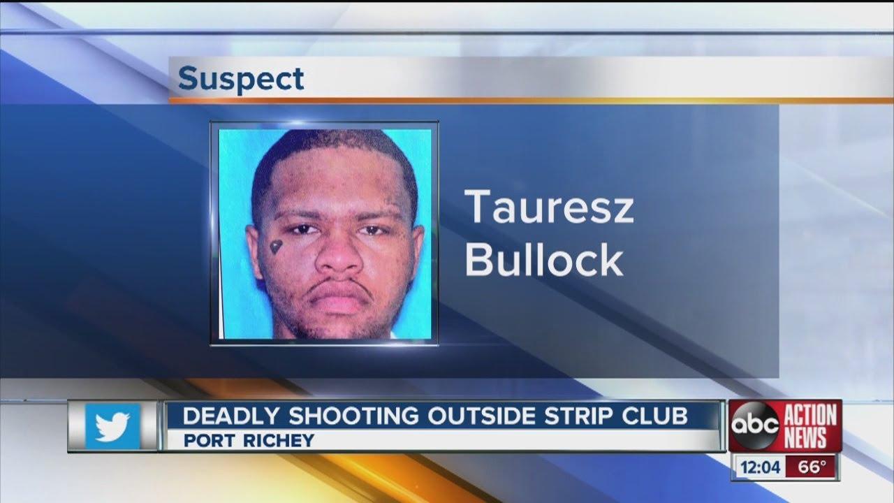 Club 54 strip club shooting pasco county